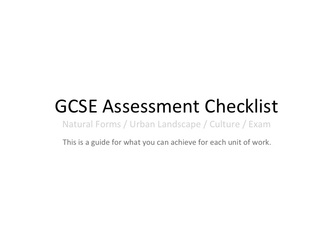 gcse electronics coursework evaluation With the gcse (9-1) english literature course we recognise that the development of speaking and listening skills is fundamental and our teaching and.